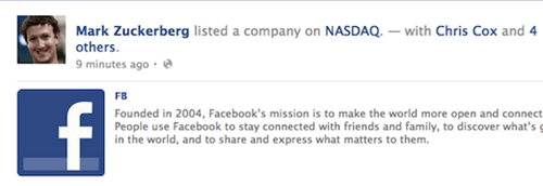 facebook IPO,Mark Zuckerberg