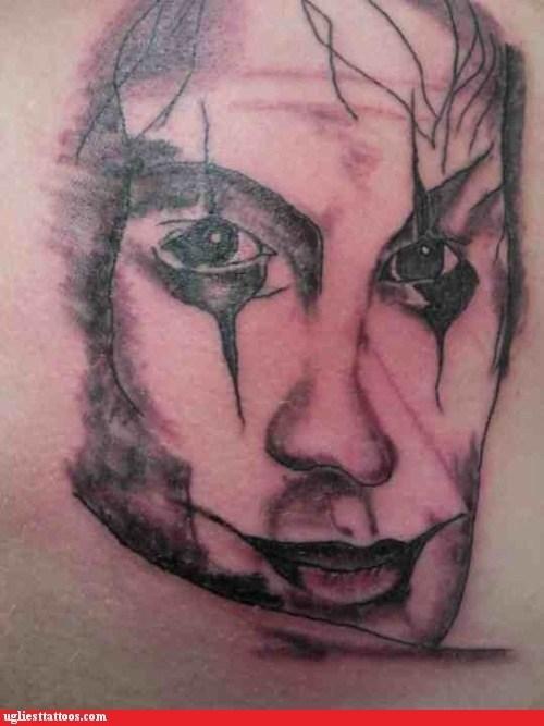 Brandon Lee movie tattoo The Crow - 6240620032
