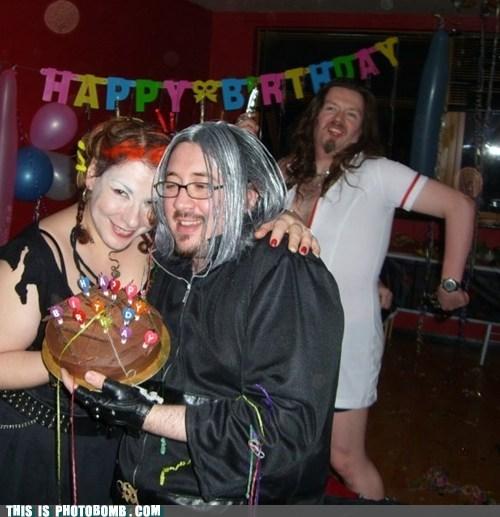 cake Good Times gross happy birthday scary wish - 6240677632