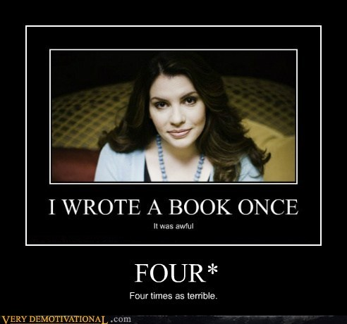 four,hilarious,stephanie meyer