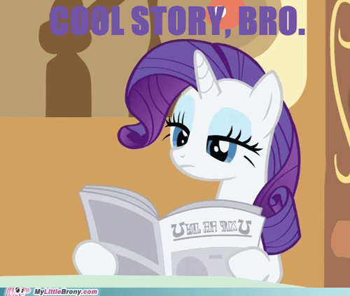 boredom,bro,cool story,meme,newspaper,rarity