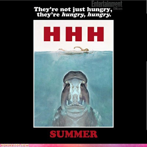 funny game jaws Movie poster shoop - 6240836352