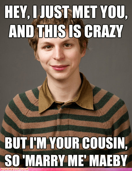 actor celeb funny Hall of Fame meme michael cera - 6240898048