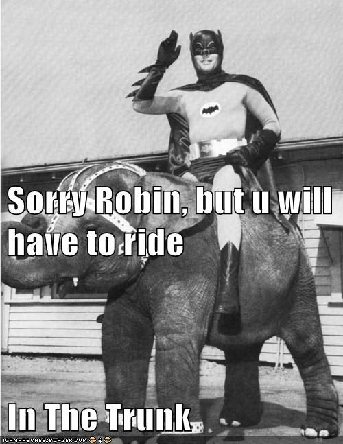 bad joke batman punchline Super-Lols - 6240979968