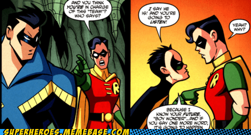 damian,issues,nightwing,robin,Straight off the,Straight off the Page