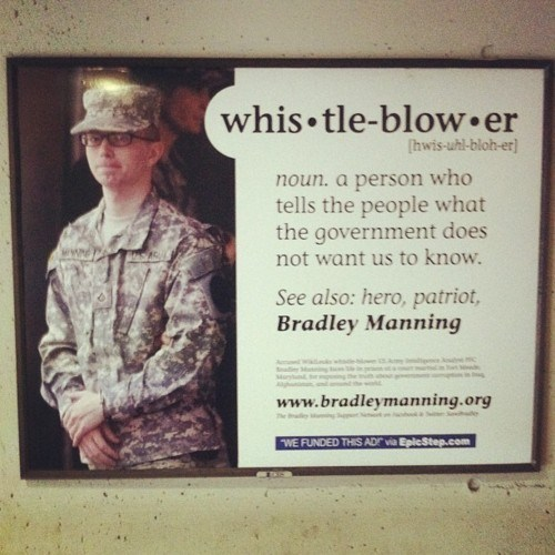Bradley Manning,kickstarter,Marketing Campaign