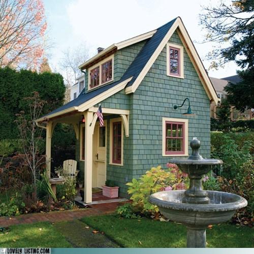 cabin getaway house shack tiny - 6241063424
