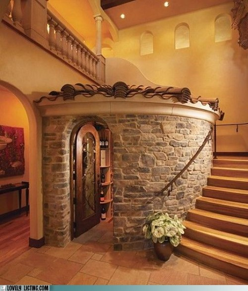best of the week,castle,door,round,stairs,stone,turret