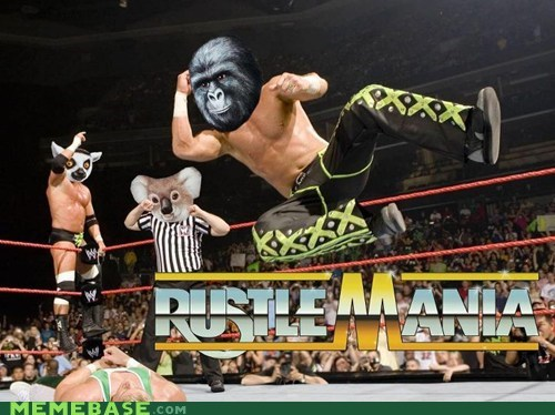 jimmies Memes rustle WrestleMania - 6241731584