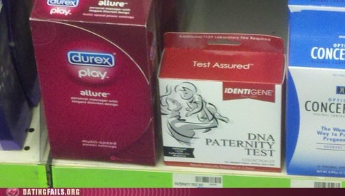 condoms,contraception,convinced,durex,paternity test