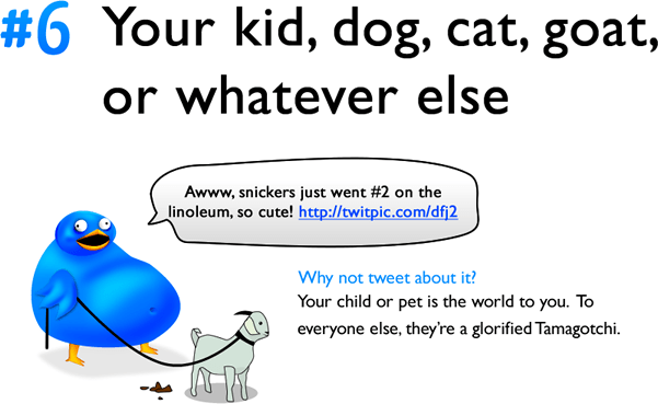 things twitter tweets stop - 6242309