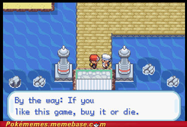 buy or die gameplay Pirate Pokémon ss anne - 6242425088