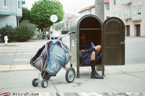 mail mailman postal service usps - 6242838784