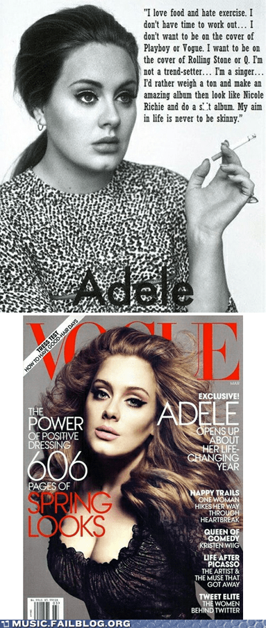 adele magazine set fire to the rain vogue - 6243234304