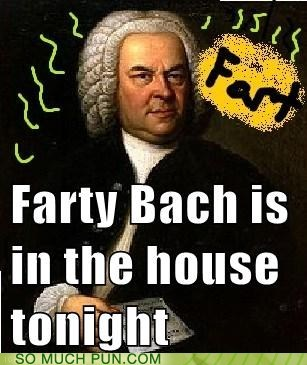 Bach farty lmfao party rock rhyme rhymes rhyming terrible the worst
