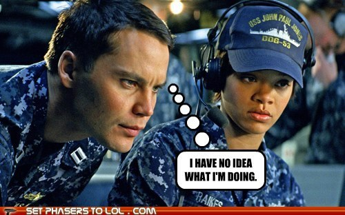 battleship confused i-have-no-idea-what-im-d navy rihanna taylor kitsch - 6243359488