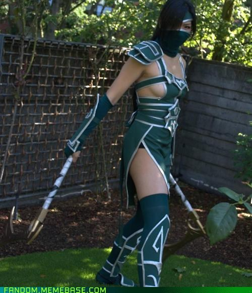 akali cosplay league of legends video games - 6243551232