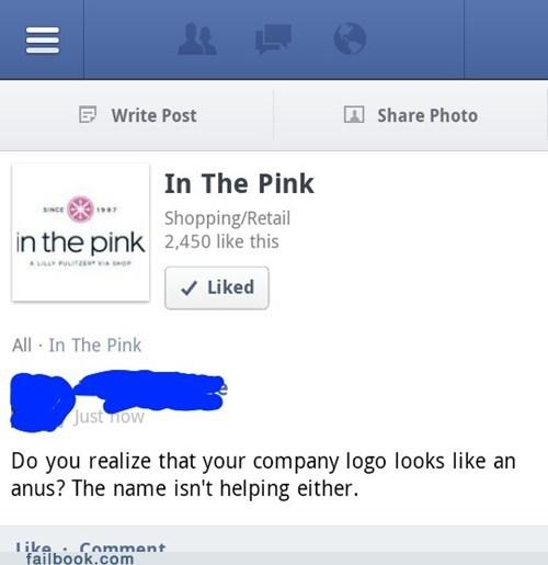 anus,butt,company,logo