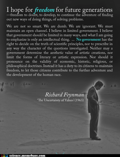 interesting,Professors,quote,richard feynman
