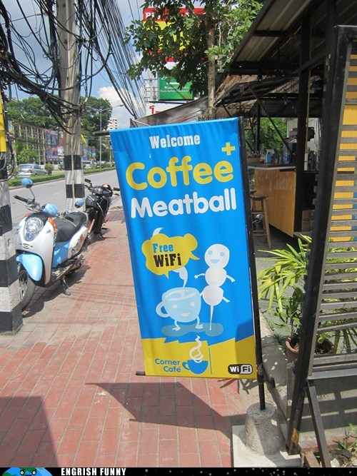 cafe,coffee,coffee meatball,meatball,restaurant