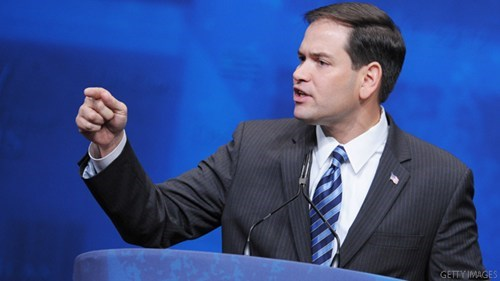 GOP Marco Rubio news obama politics regular Republicans