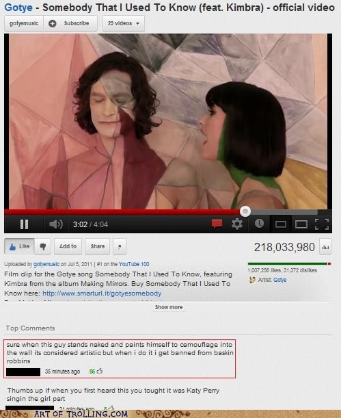 banned gotye nakeytimes youtube - 6247488768