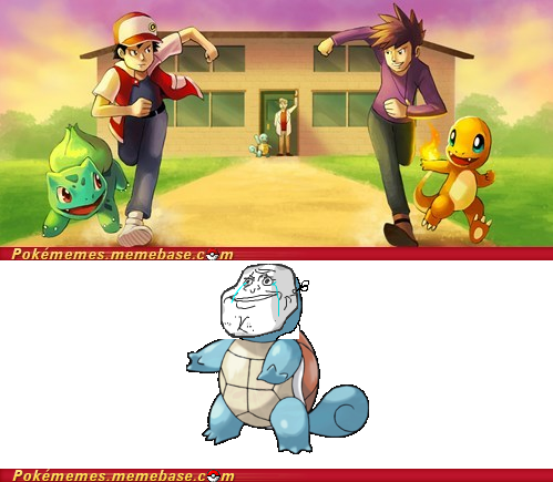 bulbasaur charmander cry Sad squirtle starter the internets - 6247841792