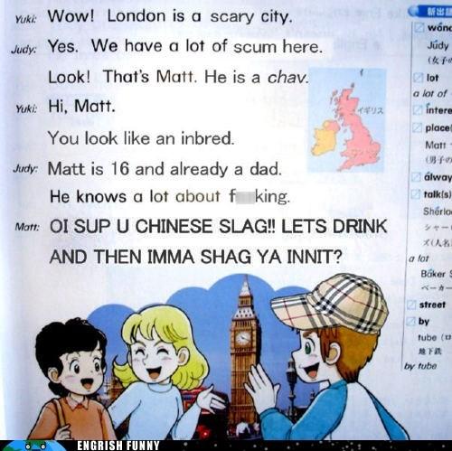 britain Chav england engrish funny Hall of Fame inbred judy London matt scum UK yuki - 6247887872