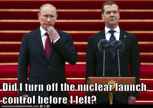 Dmitry Medvedev political pictures Vladimir Putin - 6248109568