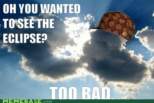 cloud eclipse Scumbag Steve seattle - 6248235264