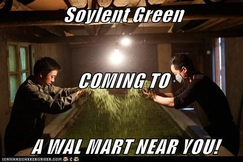 political pictures Soylent Green - 6248359936