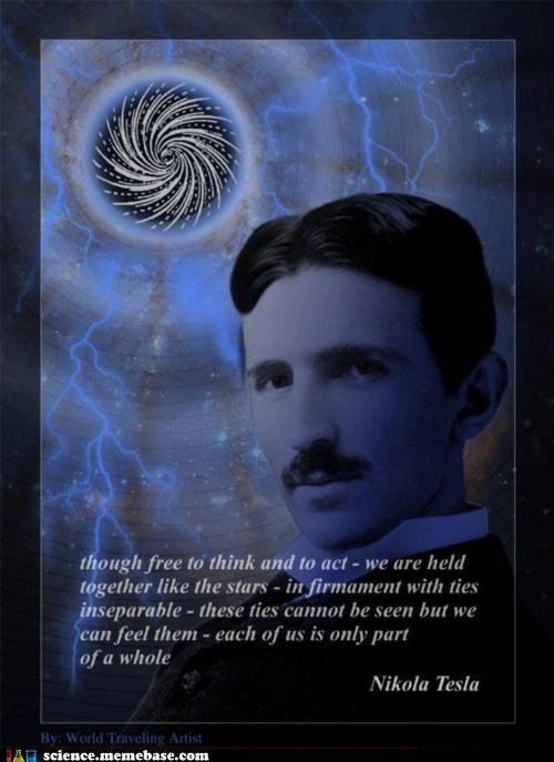 Nikola Tesla Professors quotes - 6248393984
