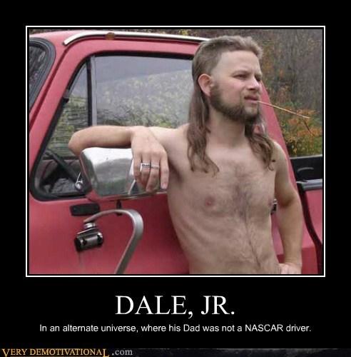 dad dale jr nascar Sad - 6248612608