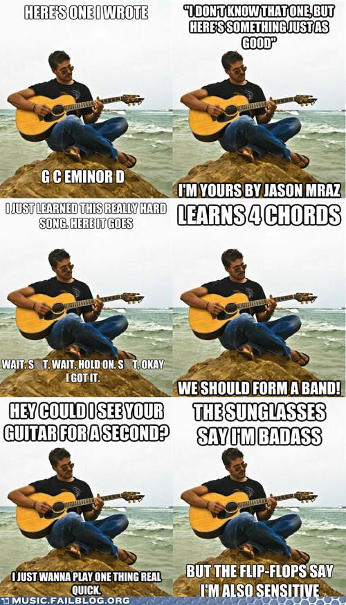 bro g rated guitar meme Music FAILS - 6248689152