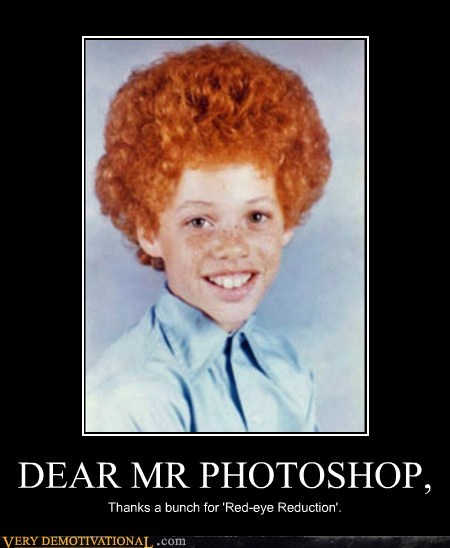 redheads Demotivational hot