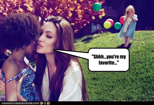 actor Angelina Jolie celeb funny