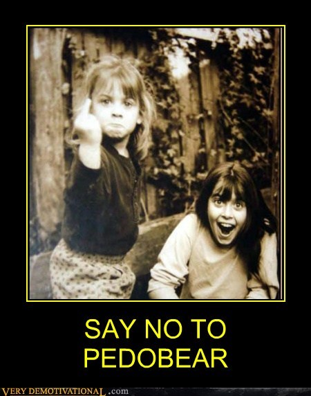 finger hilarious kids no pedobear wtf - 6249483264