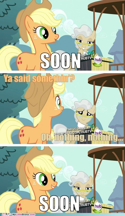 applejack mayor mare meme SOON the last roundup - 6249743360