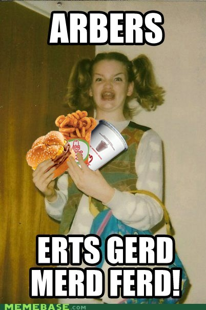 arbys berks best of week derp fast food gersberms good mood