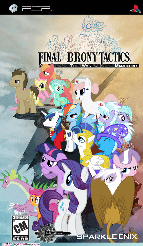 crossover final fantasy tactics manticores video games - 6249978112
