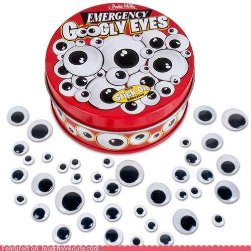 emergency extra googly eyes tin