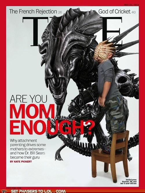 alien Aliens best of the week face huggers feeding hr giger mom queen time magazine - 6250226432