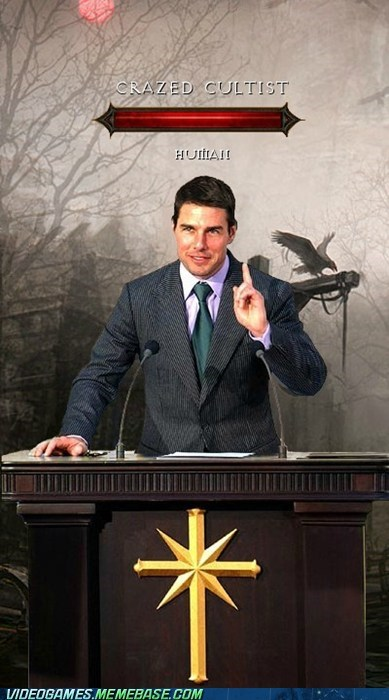 diablo diablo 3 human scientology Tom Cruise - 6250441216
