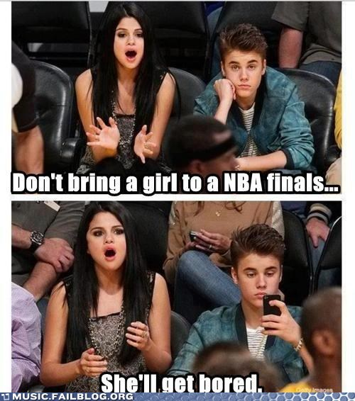 basketball dating girl justin bieber sports - 6250494720