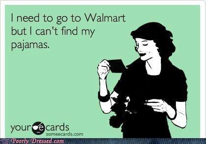 clever,e card,pajamas,Walmart