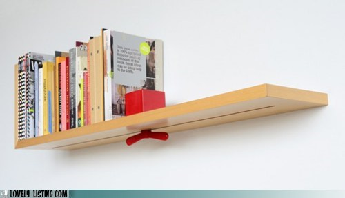 bookcase bookend books shelves slider - 6250645760