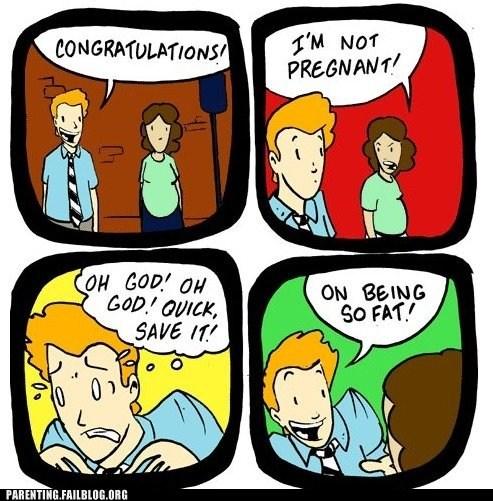 comic congratulations fat pregnant - 6250709248