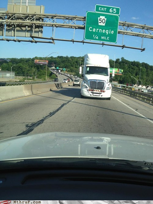 18 wheeler accident car car accident car crash crash freeway highway nope semi truck truck wrong lane - 6251058432