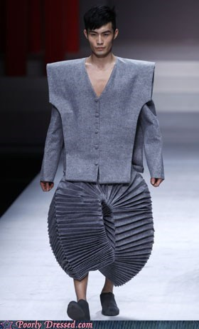 accordion,fashion,High Fashion,pants