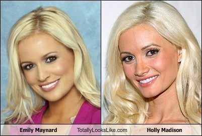emily maynard,funny,holly madison,TLL